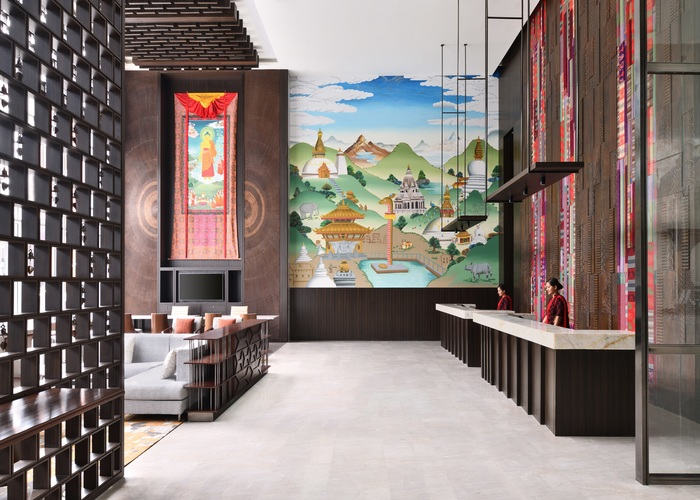 Marriott Hotels Ventures To Nepal With The Opening Of